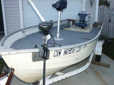 Jon Boat V Hull Isler's beautiful jon boat