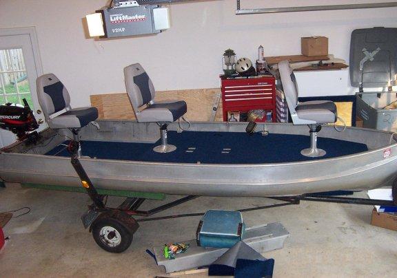 Gallery For > Jon Boat V Hull